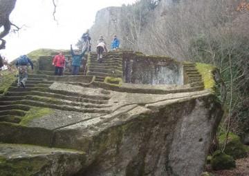 Archeotrekking e  Antiche Vie Storiche