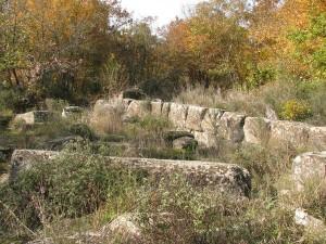Corviano zona archeologica