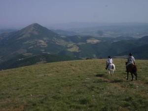 Panorami Monte Tezio