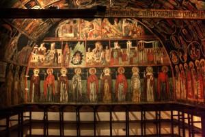 Arbanasi Chiesa Natività (3)