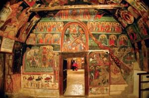 Arbanasi Chiesa Natività (5)
