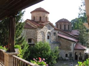 Backovo Monastero