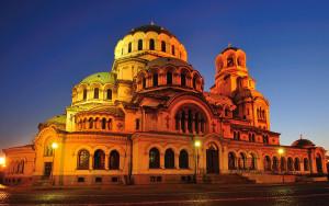 Cattedrale di Alexander Newski Sofia