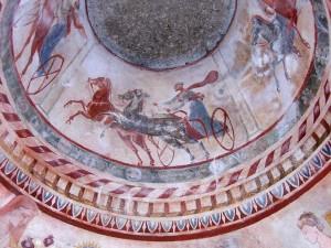 Tomba Tracia di Kazanlak (2)