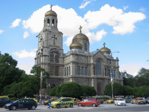 Varna Cattedrale (Della Vergine)