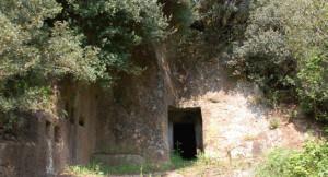 Blera Necropoli Pian del Vescovo