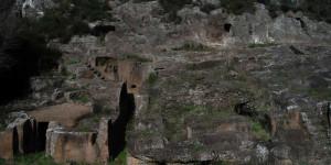 Blera Necropoli di Pian del Vescovo