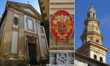 Domenica MATTINA OTTOBRE 2018 VISITA CULTURALE GUIDATA: POLI(RM)- Il Palazzo Baronale dei Conti di Segni e i capolavori del Rinascimento nelle chiese di Poli.