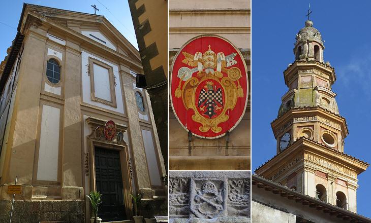Domenica MATTINA NOVEMBRE 2018 VISITA CULTURALE GUIDATA: POLI(RM)- Il Palazzo Baronale dei Conti di Segni e i capolavori del Rinascimento nelle chiese di Poli.