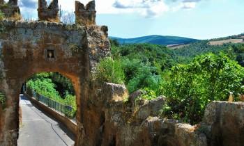 Domenica 20 gennaio 2019: Escursione San Rocco-Pian delle Nasse – Castello di Civitella Cesi (VT)del Sentiero degli Elfi di Roma