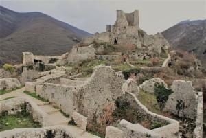 CASTELLO NORMANNO DI GIOIA SANNITICA (2)