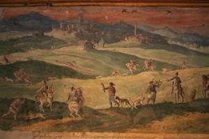 PALAZZO ORSINI-BARBERINI MONTEROTONDOParticolare-Sale-delle-Caccie-Palazzo-Orsini-Barberini-copyright-de-feo-restauri