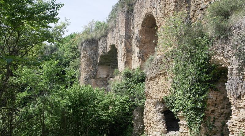 Domenica 10/11:Archeotrekking:  S. Vittorino, Ponte S. Antonio, Villa S. Croce (RM)