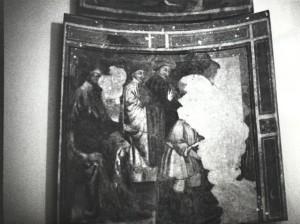 S.CATERINA D'ALESSANDRIA CHIESA DI SAN GIOVANNI BATTISTA STAZZANO NUOVO PALOMBARA SABINA (3)