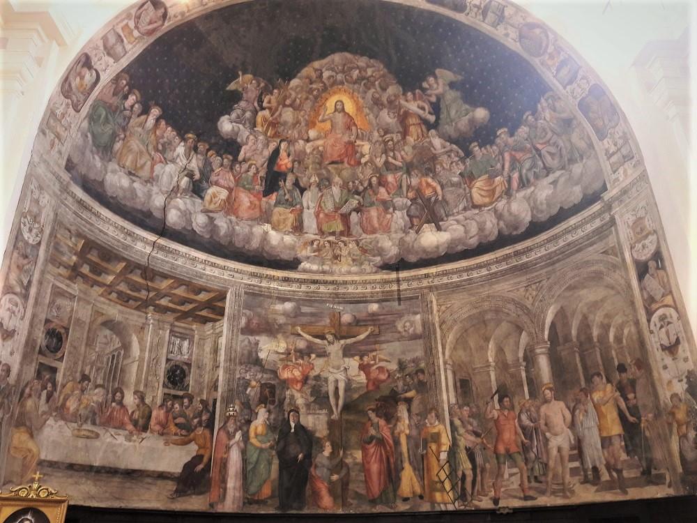 Dom. mattina 17/5/20- Palazzo Cencelli con apertura speciale e la Collegiata di San Silvestro a Fabrica di Roma (VT)