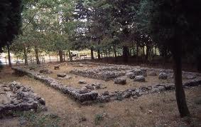 Santuario etrusco Tolfa