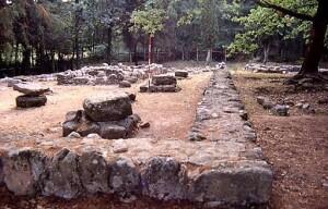 Santuario etruscoTolfa