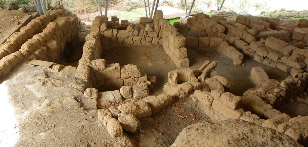 DOMENICA  7/2 – Archeotrekking – Alla scoperta dell'abitato etrusco e medievale di S. Giovenale ( VT)